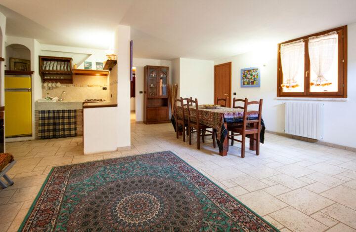 Taverna three-room apartments
