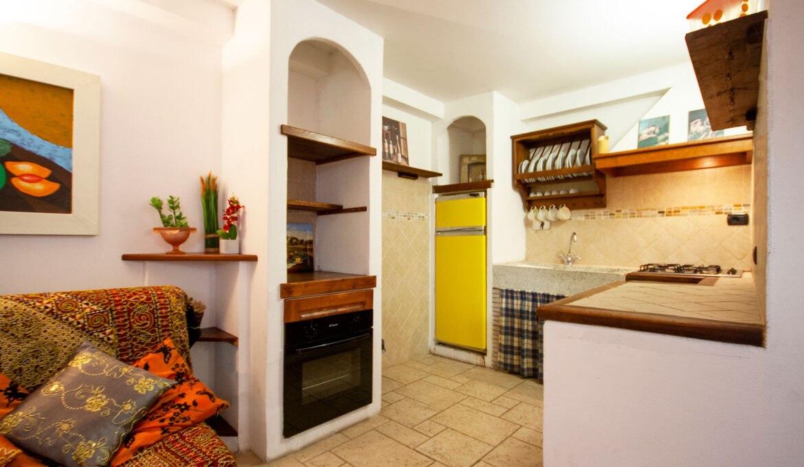 Taverna three-room apartments