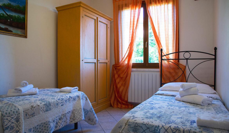 Three-room apartments